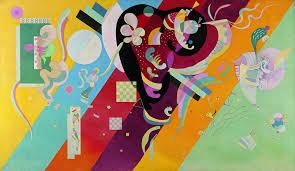 composição ix kandinsky