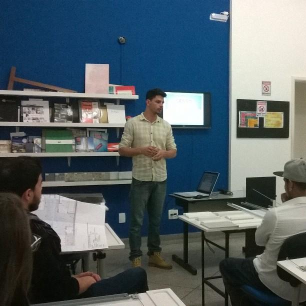 foto da palestra GESSO sorocaba