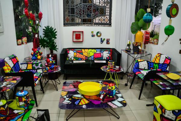 Arte no design de interiores escola pr arte - Grupo memphis ...