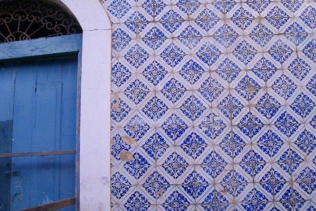 Azulejos decorados escola pr arte for Azulejos decorados